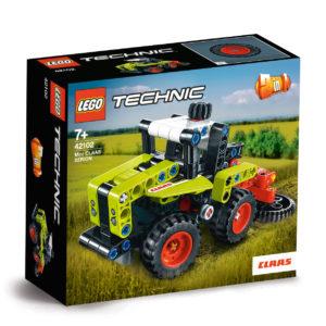 LEGO TECHNIC XERION chez JF-AGRI à Schlierbach