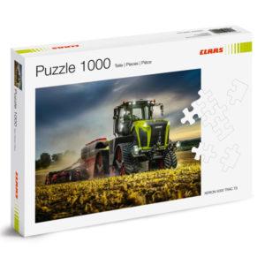 Puzzle 1000 pièces CLAAS chez JF-AGRI à Schlierbach