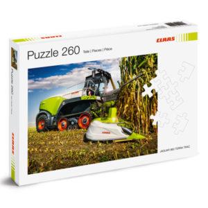 Puzzle 260 pièces CLAAS chez JF-AGRI à Schlierbach