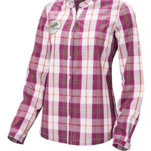 Chemise à carreaux femme chez JF-AGRI à Schlierbach
