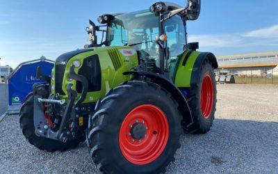 Tracteur ARION 450 : goûtez à la liberté