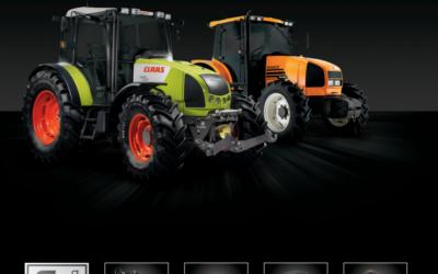CLAAS SILVERLINE : Pièces CLAAS ORIGINAL pour les tracteurs de première génération