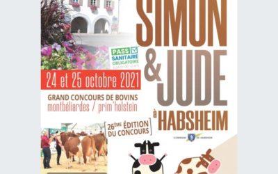 Foire Simon & Jude 2021 – Habsheim